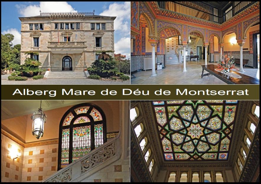 Alberg Mare de Déu de Montserrat
